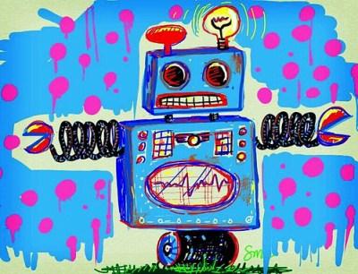 robot-otron-omatic-arama