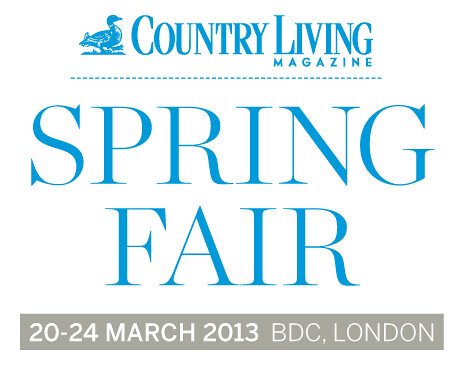 Country Living Magazine Spring Fair 2013 header