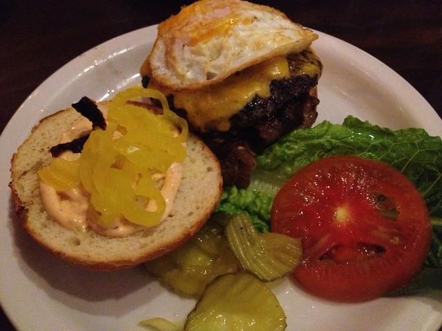 The Sao Paolo burger - Frjtz