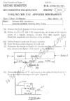 DTU Question Papers 2010 – 2 Semester - Mid Sem - COE-EC-EE-112