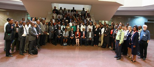 Group photo: Bio-Innovate Regional Scientific Conference