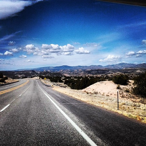 Road to Pagosa springs