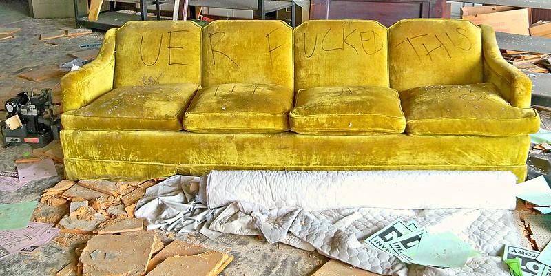 Scranton Lace Sofa