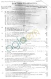 GGSIPU Question Papers Fifth Semester – end Term 2011 – ETIT-303