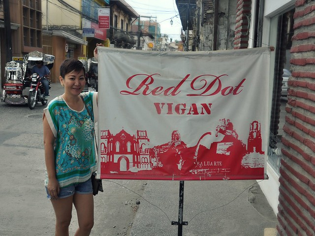 Red Dot, Vigan