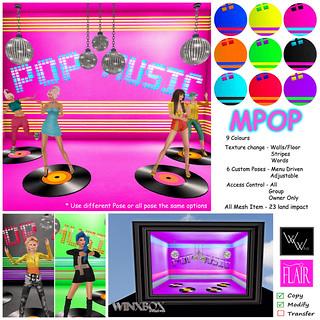 W Winx & Flair - WinxBox - MPop - My Attic @ The Deck