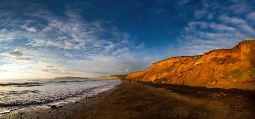 Isle of Wight Panorama