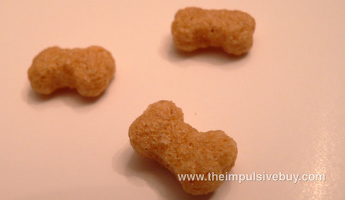 Kellogg's Scooby-Doo Cereal Closeup