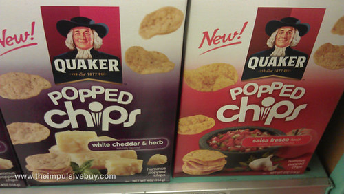 Quaker Popped Chips
