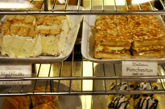 Dulcinea Madrileño and Ponchesitos