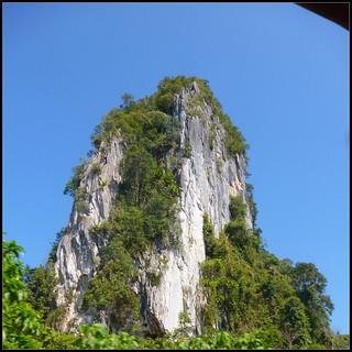 Gua Musang, Pahang (View from train)