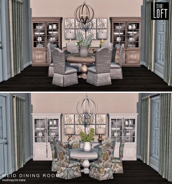 Meid Dining Room