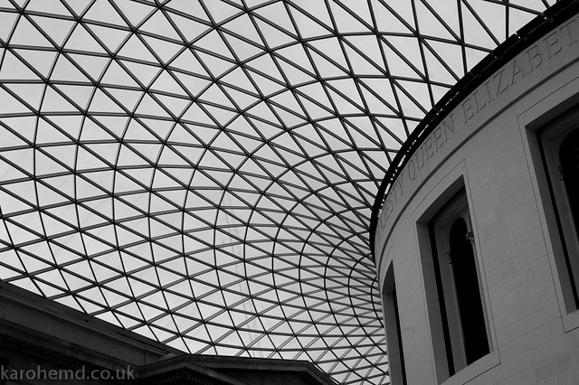 At the British Museum
