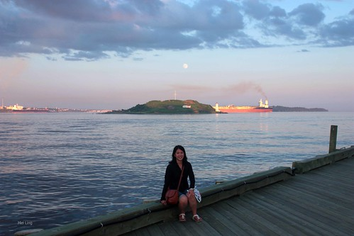 Me and St. Georges Island
