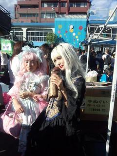 かなまら祭り 2013.4.8
