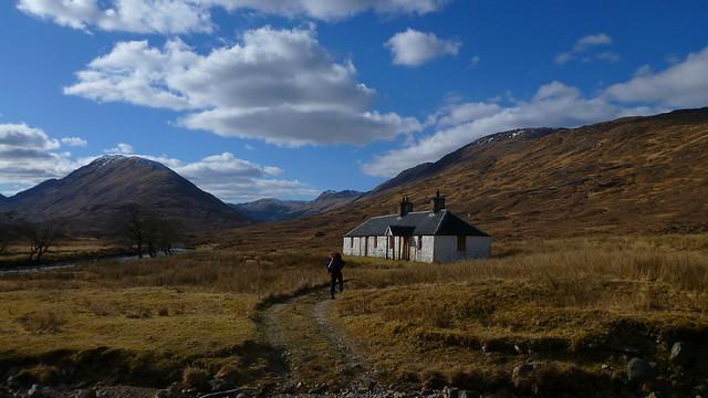 Glen Scaddle, Tighnacomaire, Carn na Nathrach