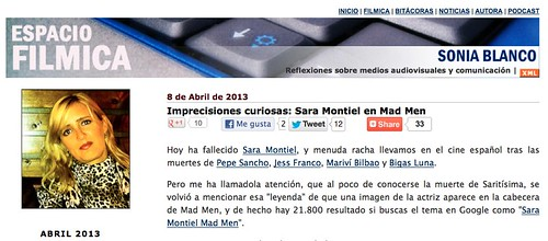 blogfilmica ahora www.soniablanco.es
