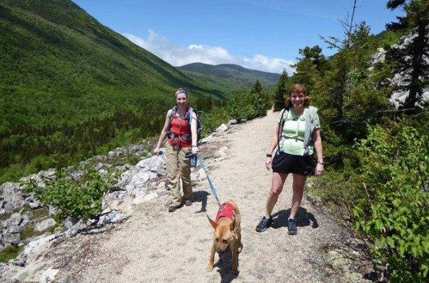 Ethan Pond Trail