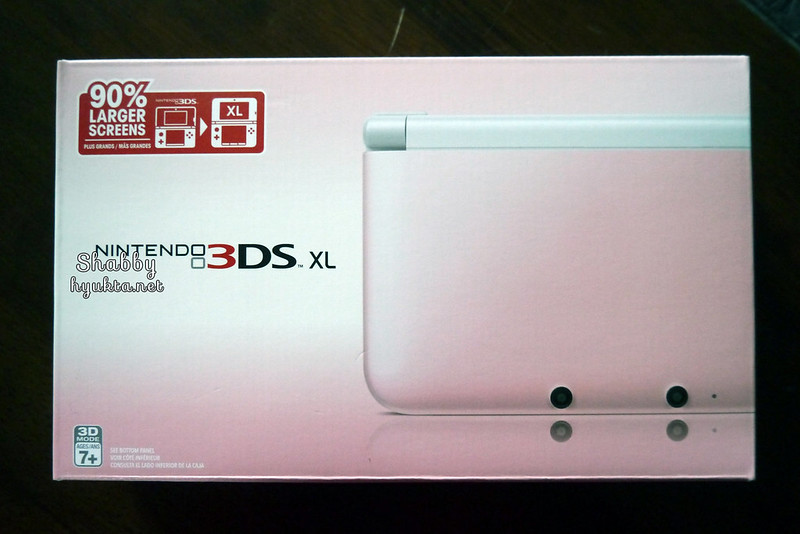 Nintendo 3DS XL 001
