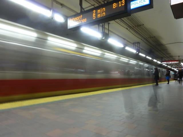 Morning commute II