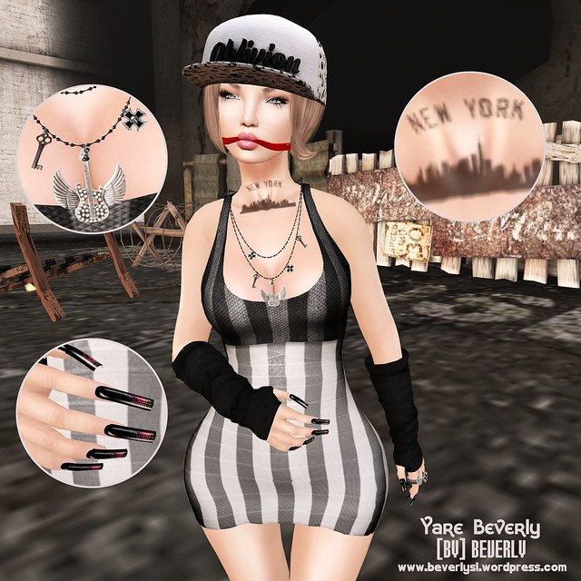 ::Modish::+[LF]+RO+Luas Urban Style+[SHOCK]+[vershe]+even.flow+NEO+ bubblesqueen (Hunt+Group Gift+Gatcha+SIS)