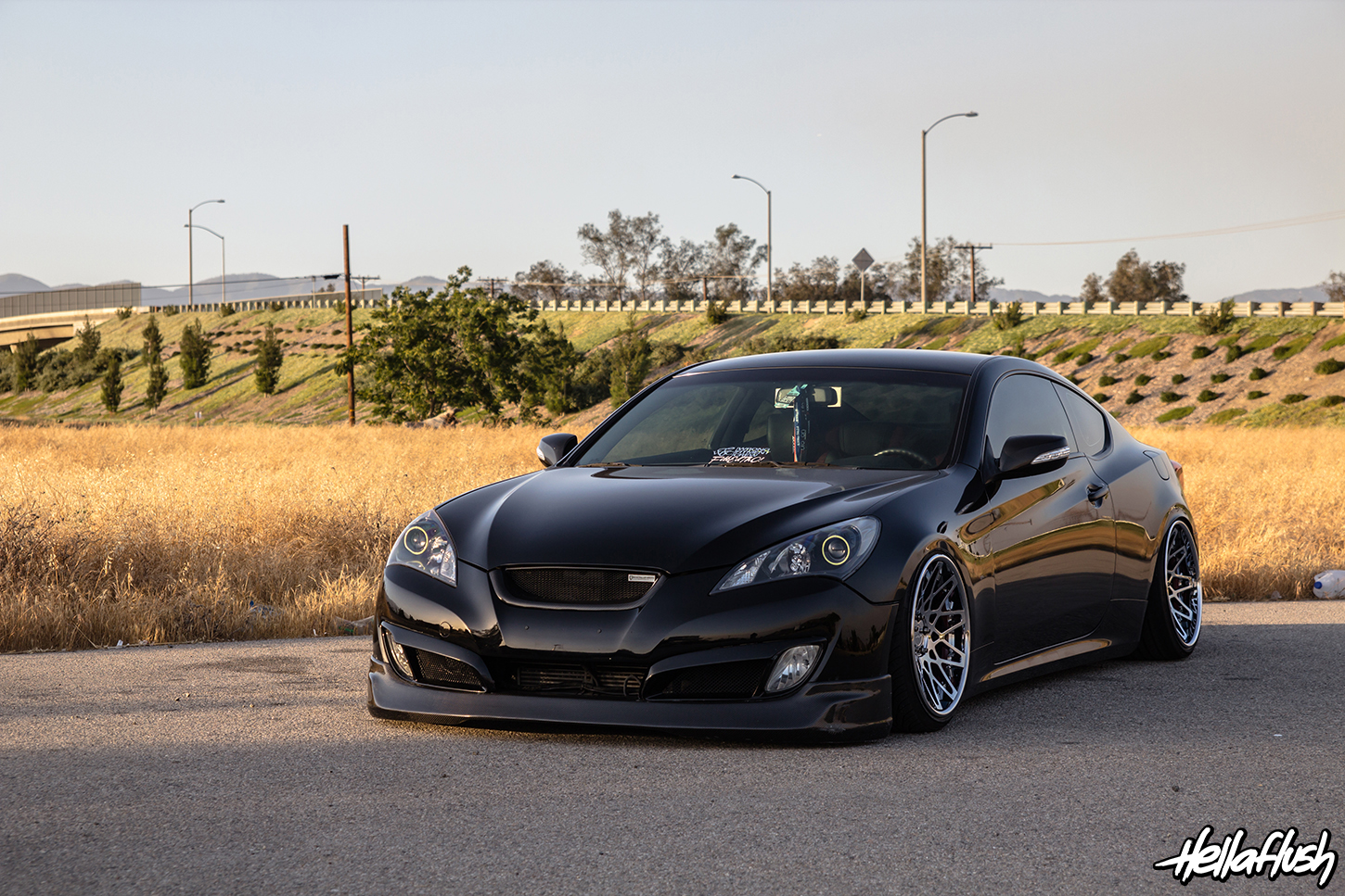 2013 Out Hyundai Blacked Genesis