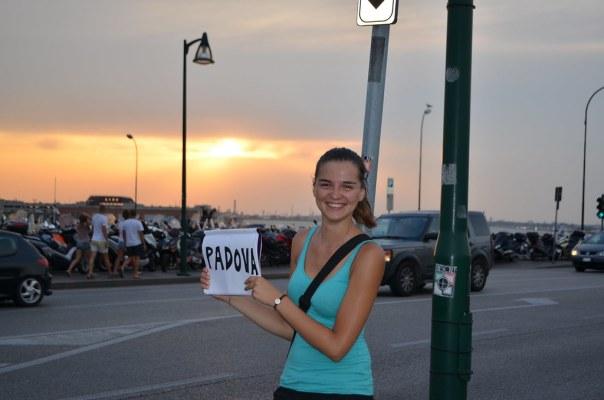 Venice Hitchhiking