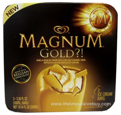 Magnum Gold Box