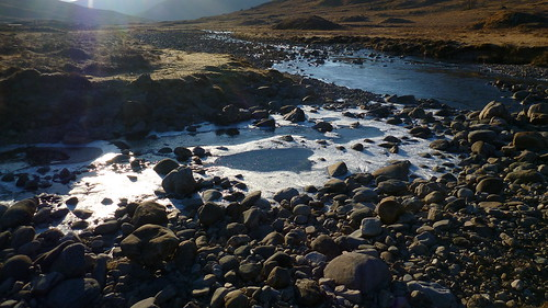 Glen Scaddle, Gleann an Lochain Duibh