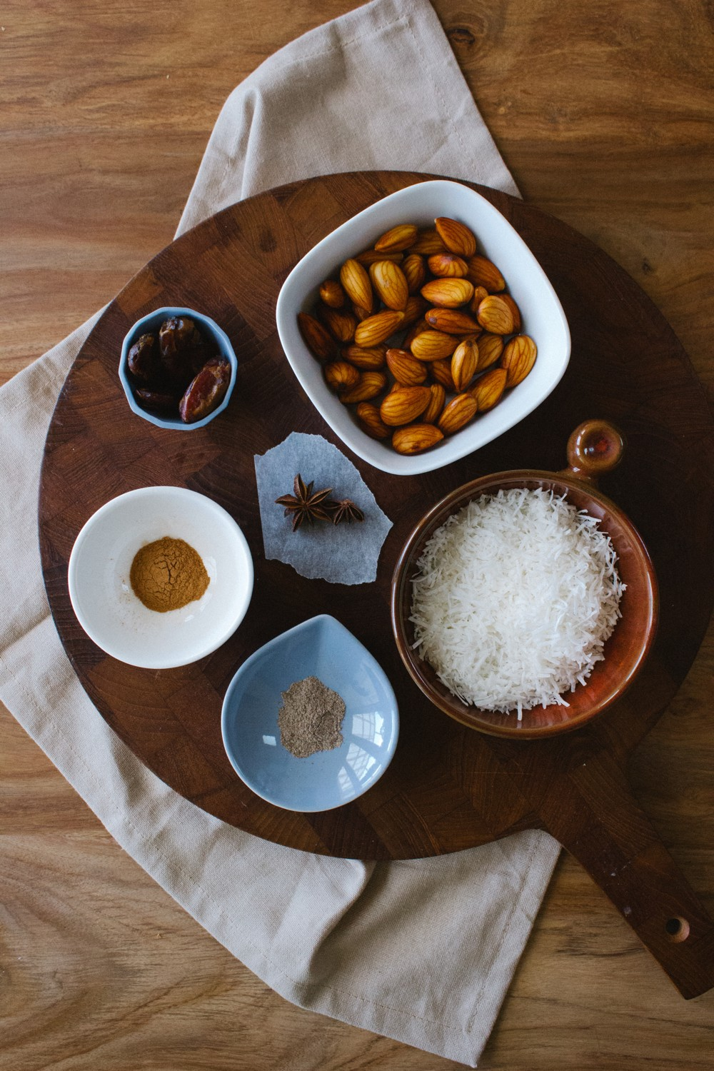 Spiced Almond and Coconut Milk | Simple Provisions
