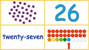 Learning Numbers 20-30 Free Baby Math Video