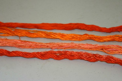 Orange Threads
