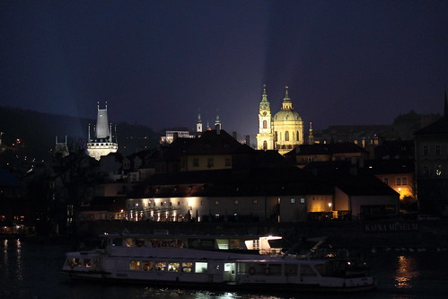 Malostranská by night