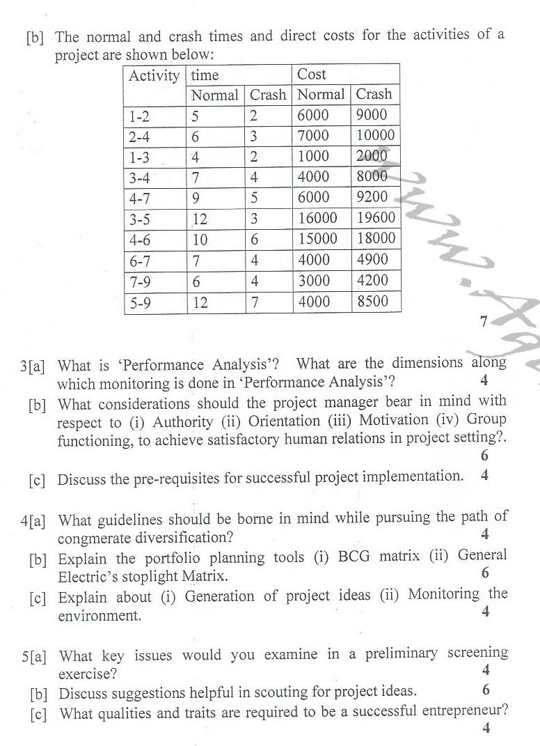 DTU Question Papers 2010 – 8 Semester - End Sem - PE-411