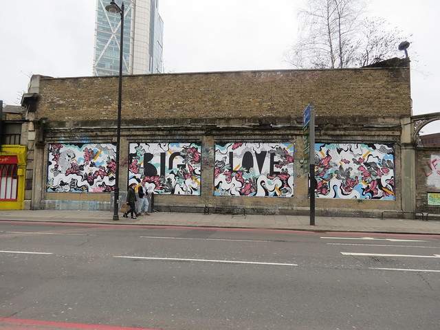 Big Love, Great Eastern Street