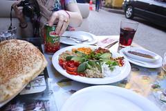 Istanbul - Dinner first night