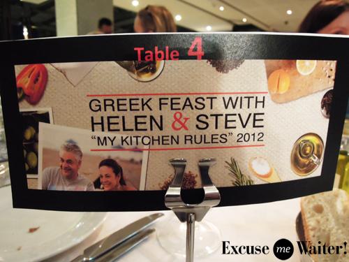 Greek Kitchen Menu Shoreline