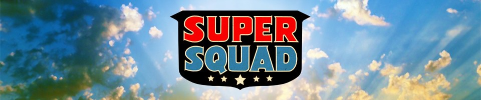 Super Squad: The Five Earths Project