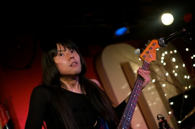 Bo Ningen supporting British Sea Power