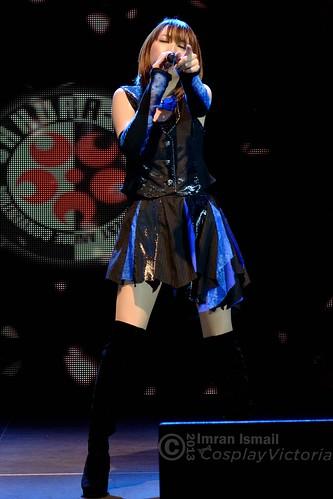 Haruna & Aoi LIVE AT SAKURA-CON 20130