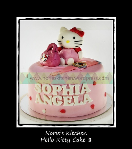 Norie's Kitchen - Hello Kitty 8 by Norie's Kitchen