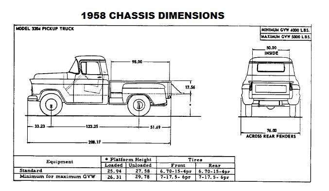 1957 chevy truck frame swaps   Framess.co