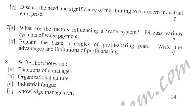 DTU Question Papers 2010 – 6 Semester - End Sem - PE-311