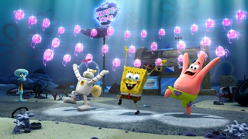 SpongeBob SquarePants 4D The Great Jelly Rescue at Nick Hotel