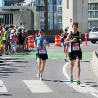 BMO Vancouver Marathon Completed in 3:27:06