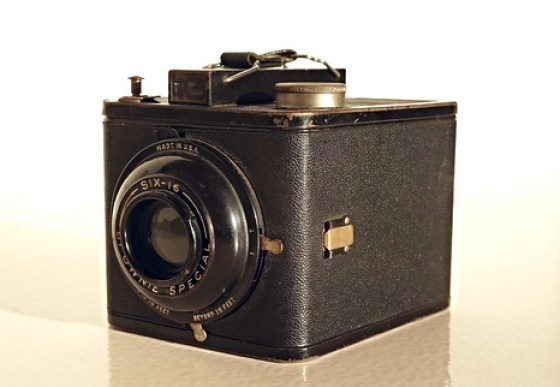 Eastman Kodak Six-16 Brownie Special
