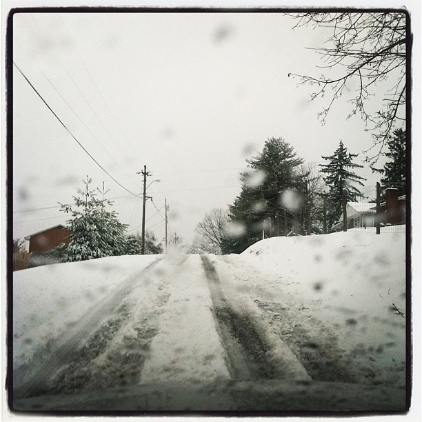 this is the hilly road to my house. #whattheabsolutefuck