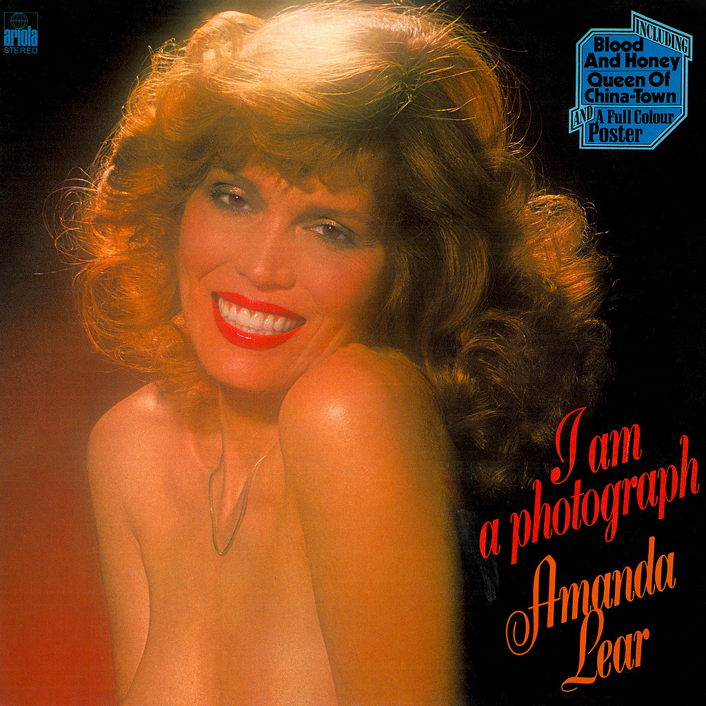 Amanda Lear - I Am a Photograph