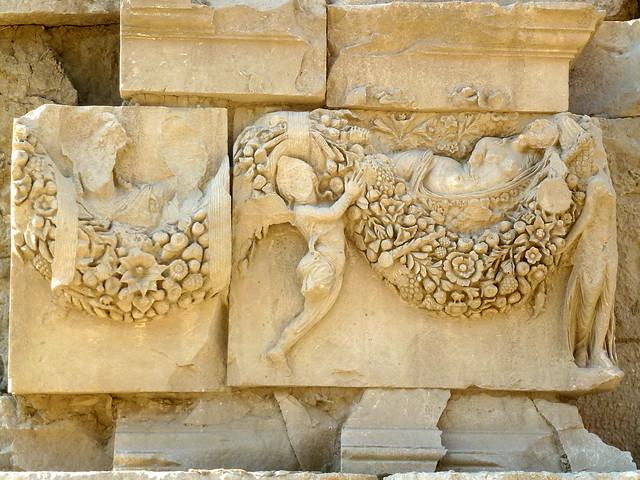 Turquie - jour 10 - Demre (Myra) - 101 - Théâtre de Myra (Örenyeri)