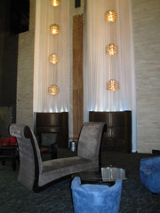 Lounge at Tribe Hotel